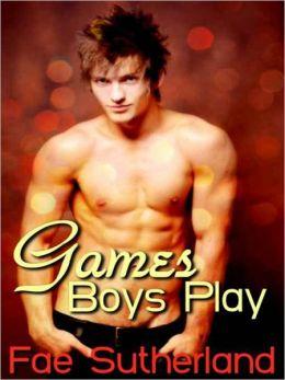 Games Boys Play
