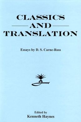 Classics and Translation