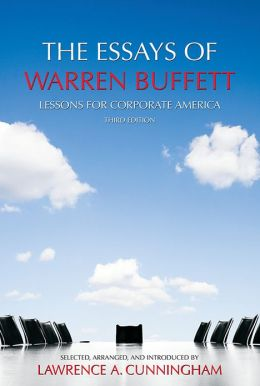 warren buffett essays corporate america
