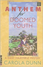 Anthem for Doomed Youth (Daisy Dalrymple Series #19)