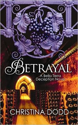 Betrayal (Bella Terra Deception Series #3)