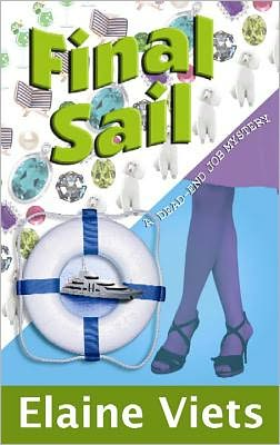 Final Sail (Dead-End Job Series #11)