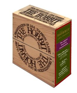 The Hobbit: The NPR Radio Dramatization (Wood Box Edition)