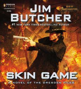 Skin Game (Dresden Files Series #15)