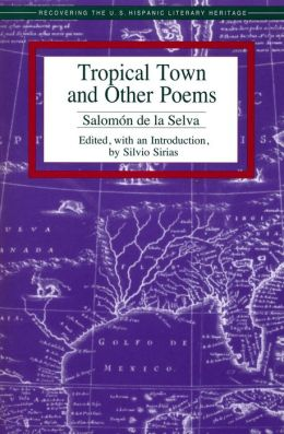 Tropical Town and Other Poems