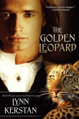 The Golden Leopard (The Big Cat Trilogy #1)