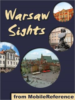 Warsaw Sights: a travel guide to the top 30 attractions in Warsaw, Poland