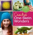 Book Cover Image. Title: Crochet One-Skein Wonders:  101 Projects From Crocheters Around The World (B&N Exclusive Edition), Author: Judith Durant