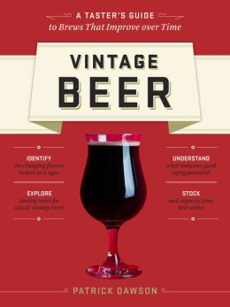 the cover of vintage beer by patrick dawson