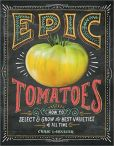 Book Cover Image. Title: Epic Tomatoes:  How to Select and Grow the Best Varieties of All Time, Author: Craig LeHoullier