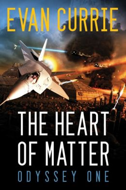 The Heart of Matter (Odyssey One Series #2)