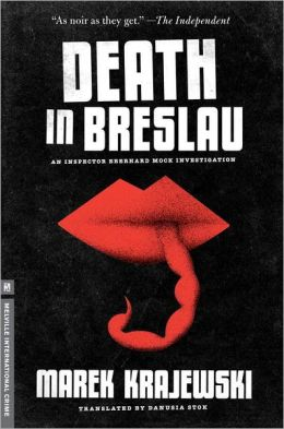 Death in Breslau (Inspector Eberhard Mock Series #1)