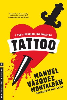 Tattoo (Pepe Carvalho Series)