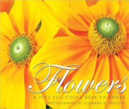 2012 Flowers Box Calendar