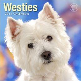 2013 Westies Calendar