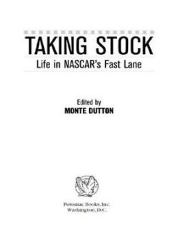 Taking Stock: Life in NASCAR's Fast Lane