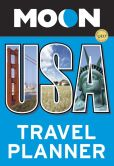 Book Cover Image. Title: Moon USA Travel Planner, Author: Avalon Travel