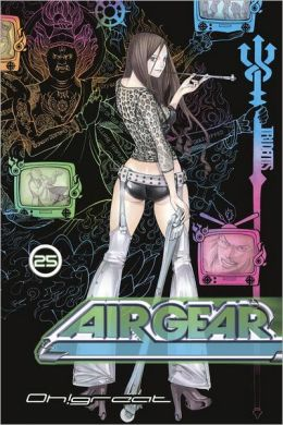 Air Gear 25
