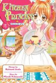 Book Cover Image. Title: Kitchen Princess Omnibus 4, Author: Miyuki Kobayashi