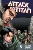 Book Cover Image. Title: Attack on Titan 5, Author: Hajime Isayama