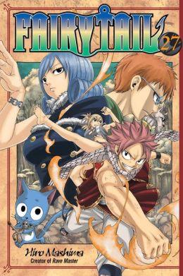 Fairy Tail, Volume 27