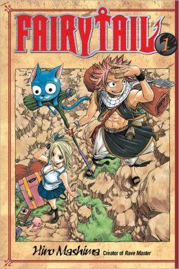 Fairy Tail, Volume 1
