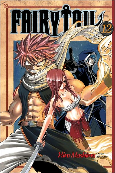 Fairy Tail, Volume 12