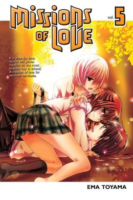 Missions of Love 5 Ema Toyama