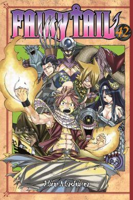 Fairy Tail, Volume 42