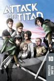 Book Cover Image. Title: Attack on Titan 10, Author: Hajime Isayama