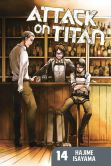 Book Cover Image. Title: Attack on Titan 14, Author: Hajime Isayama