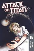 Book Cover Image. Title: Attack on Titan 16, Author: Hajime Isayama