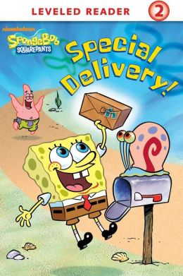 Special Delivery! (SpongeBob SquarePants) (PagePerfect NOOK Book)