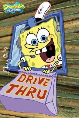 Drive Thru (SpongeBob SquarePants) (PagePerfect NOOK Book)