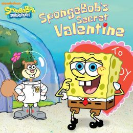 SpongeBob's Secret Valentine (SpongeBob SquarePants) (PagePerfect NOOK Book)