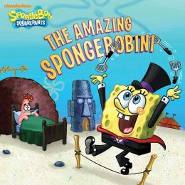 The Amazing SpongeBobini (SpongeBob SquarePants) (PagePerfect NOOK Book)