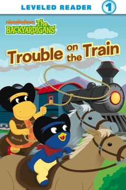 Trouble on the Train (The Backyardigans)