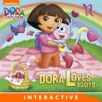 Book Cover Image. Title: Dora Loves Boots (Dora the Explorer Series), Author: Alison Inches