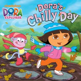 Dora's Chilly Day (Dora the Explorer) (PagePerfect NOOK Book)
