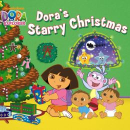 Dora's Starry Christmas (Dora the Explorer) (PagePerfect NOOK Book)