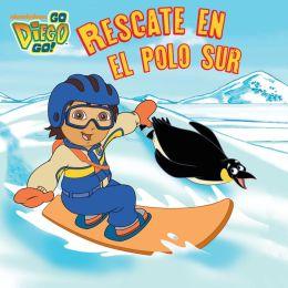 Rescate en el polo sur (Go, Diego, Go!) (PagePerfect NOOK Book)