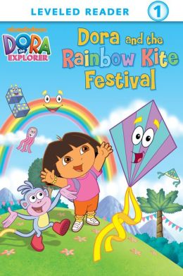 Dora and the Rainbow Kite Festival (Dora the Explorer) (PagePerfect NOOK Book)