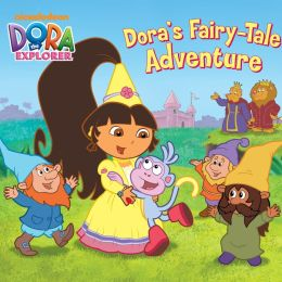 Dora's Fairy-Tale Adventure (Dora the Explorer) (PagePerfect NOOK Book)