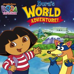 Dora's World Adventure! (Dora the Explorer) (PagePerfect NOOK Book)