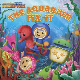 The Aquarium Fix-it (Team Umizoomi) (PagePerfect NOOK Book)