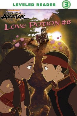 Love Potion #8 (Avatar: The Last Airbender) (PagePerfect NOOK Book)