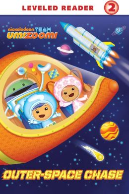Outer-Space Chase (Team Umizoomi) (PagePerfect NOOK Book)