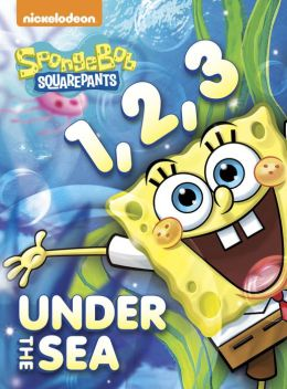 1,2,3 Under the Sea (SpongeBob SquarePants) (PagePerfect NOOK Book)