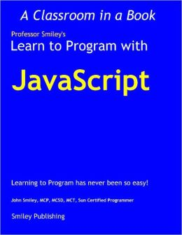 Learn to Program with JavaScript