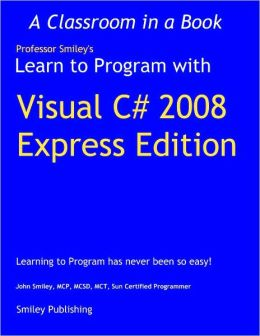 LTP with Visual C# 2008 Express